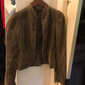 French connection corduroy jacket